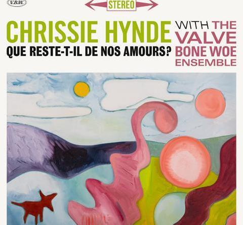 """CHRISSIE HYNDE veröffentlicht neuen Track - """"Que Reste-T-il De Nos Amours?"""""""