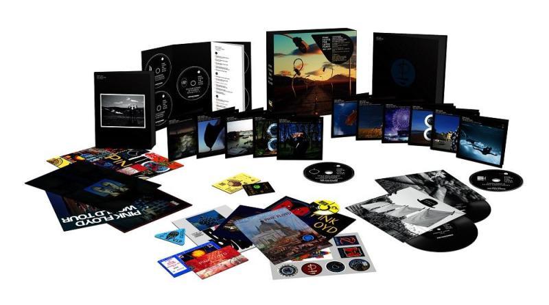 """Pink Floyd Records veröffentlichen mit """"Pink Floyd The Later Years"""" DIE ultimative Sammlung mit unveröffentlichtem Material seit 1987 – VÖ ist der 29. November 2019!"""