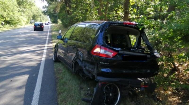 Meppen - Zwei Verletzte nach Unfall auf B70 - Foto: NordNews.de