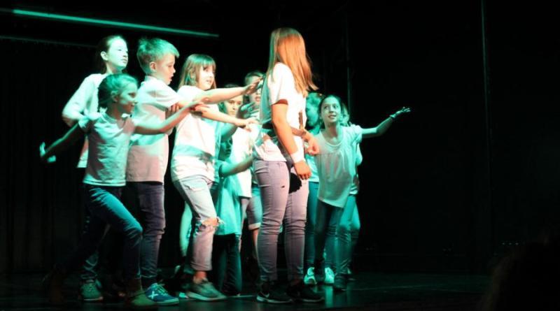 TPZ bietet Theaterkurse in Papenburg an Foto: Stadt Papenburg