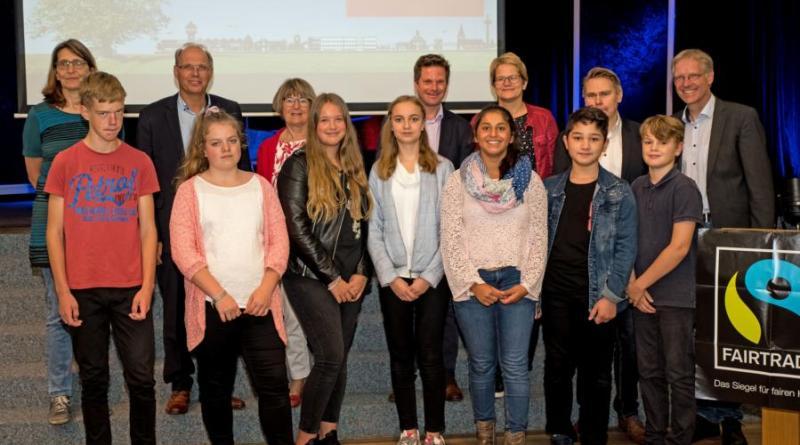 Rund 120 Gäste nahmen am Fairen Frühstück in der Marienschule teil. Foto: Stadt Lingen - Foto: Stadt Lingen