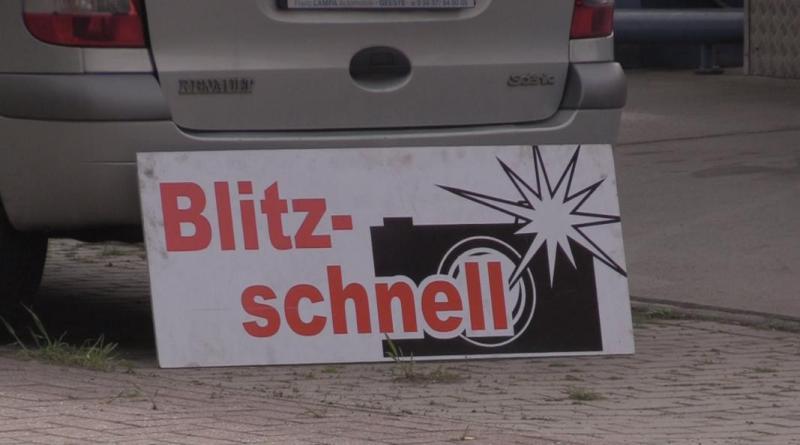 Blitzer Radar KOntrólle Radarfalle Foto: NordNews.de