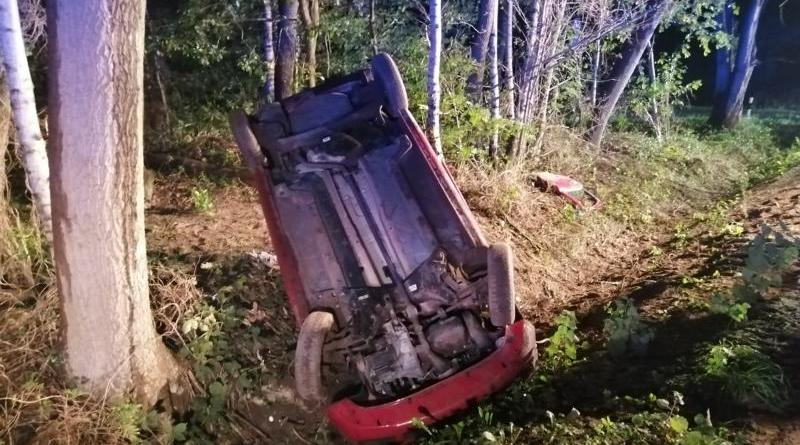 Haselünne aktuell- Unfall zwischen Flechum und Lähden - eine Person verletzt - Foto: NordNews