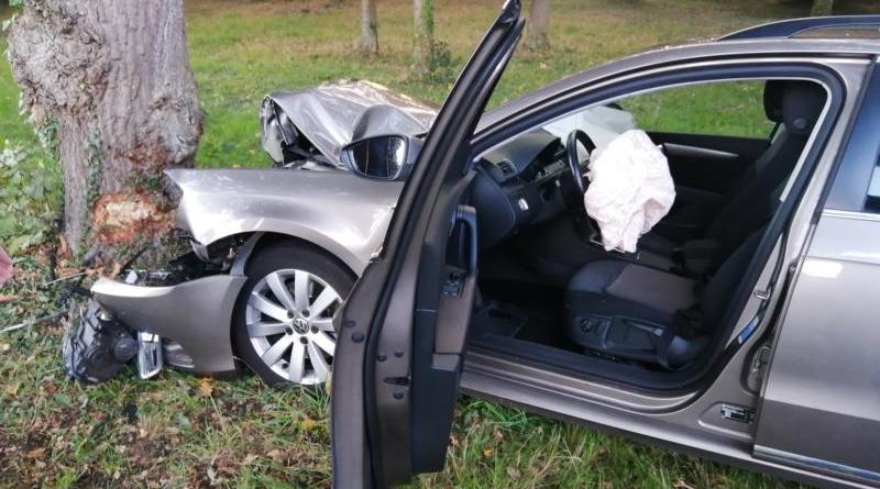 Meppen - Frau nach Unfall in Schwefingen schwer verletzt - Foto: NordNews.de