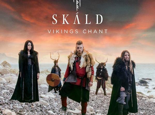 """SKÁLD sind mit ihrem neuen Album """"Vikings Chant"""" auf den Spuren nordischer Mythologie unterwegs"""