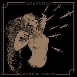Gracchus »Sewn Together« Single out now Debütalbum »Murder Party« ab 04.10. im Herbst auf Tour