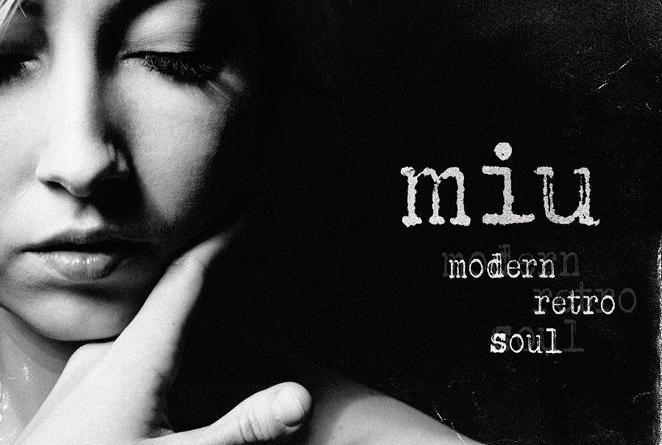 """Miu - pünktlich zur VÖ ihres neuen Albums """"Modern Retro Soul"""" kommt hier das Video zu """"Up & Down"""""""