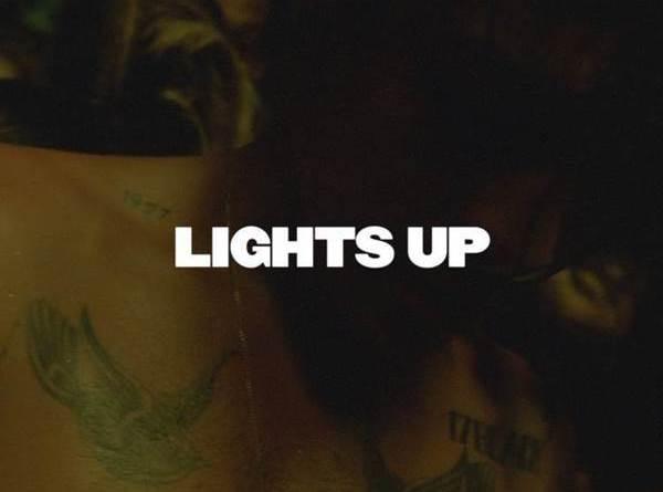 """HARRY STYLES Heute erscheint die neue Single und das Video zu """"LIGHTS UP"""""""