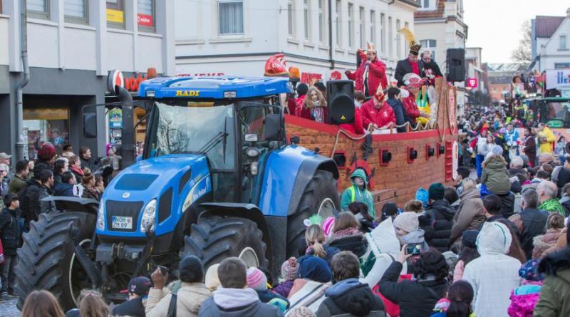 Der Lingener Familienkarnevalsumzug sucht noch neue Mitwirkende - Foto: Stadt Lingen