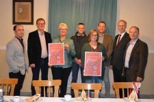 Innogy Klimaschutzpreis für zwei Vereine in der Gemeinde - Insgesamt 1.000 Euro Preisgeld übergeben - Foto: Gemeinde Geeste