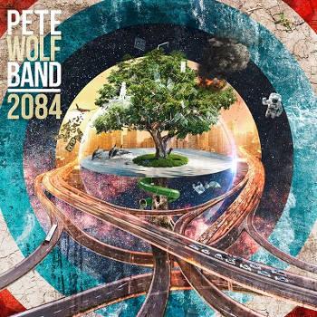 Pete Wolf Band »2084« – das 2. Album von Wolfgang Petrys englischsprachigem Projekt inklusive begleitender Kurzgeschichten