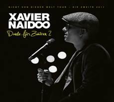 Xavier Naidoo - DANKE FÜRS ZUHÖREN 2 – NICHT VON DIESER WELT TOUR – DIE ZWEITE 2017