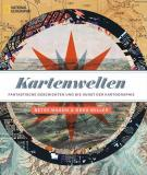 Von der Kunst der Kartographie - Der Bildband Kartenwelten (NG Buchverlag) zeigt die schönsten Karten von gestern und heute