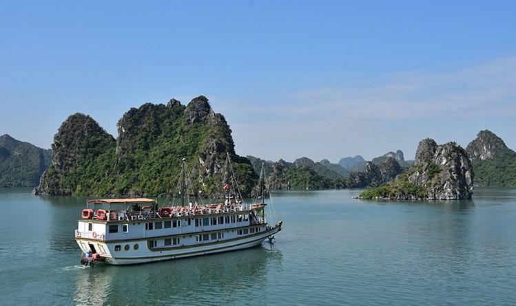 """Ein Bericht über """"Vietnam – im Land der Drachen"""" rundet die diesjährige Reihe der Herbstvorträge des Lingener Stadtarchivs am 19. Dezember 2019 ab (Fotos: Ulrich Brinker)."""