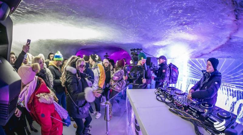 BigCityBeats WORLD CLUB DOME - Snow Edition - Der Aftermovie zum höchsten irdischen Club – Out now! - Foto: Julien Duval Foto