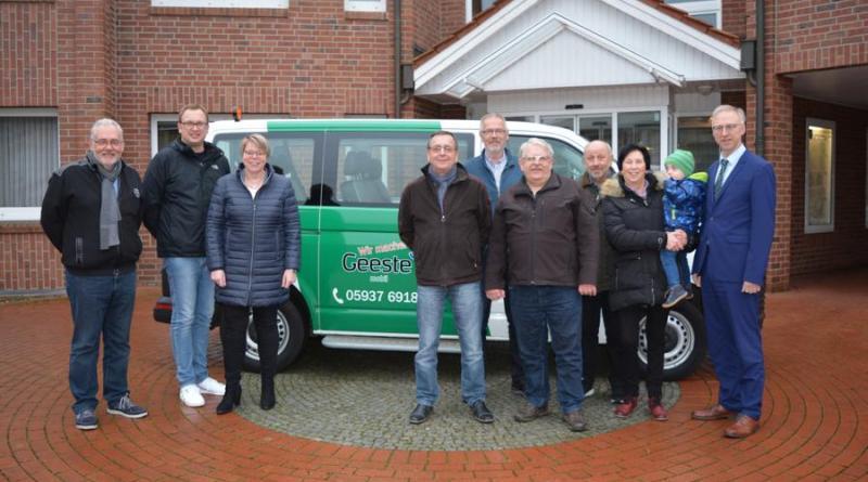Neue Öffnungszeiten, neue Ansprechpartnerin und neuer Träger beim Geeste Mobil - Foto: Gemeinde Geeste