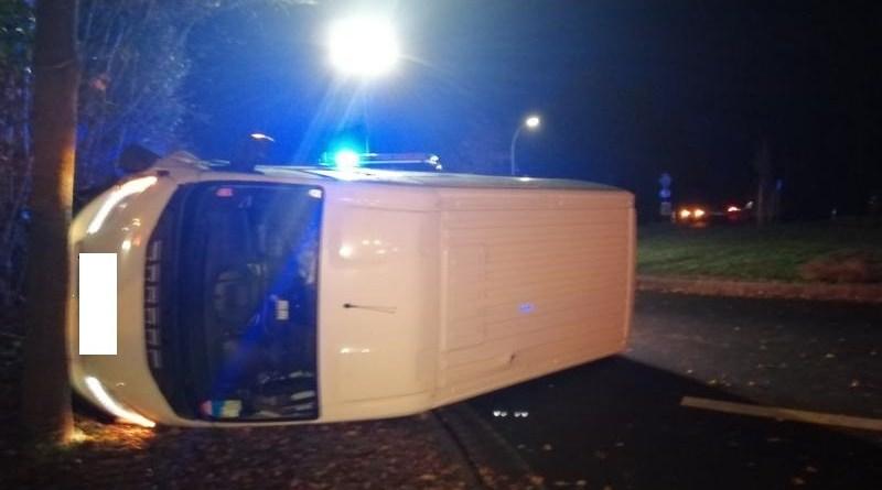 Herzlake - Fahren unter Alkoholeinfluss - Über Kreisverkehr gefahren - Foto: NordNews.de