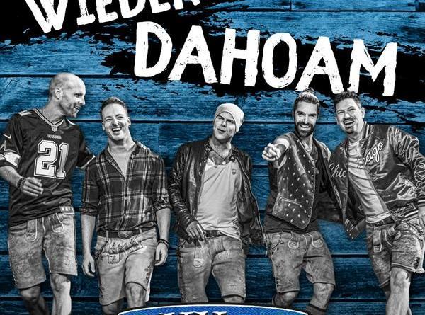 """voXXclub - ihr neues Album """"Wieder dahoam"""" erscheint am 10.01.2020"""