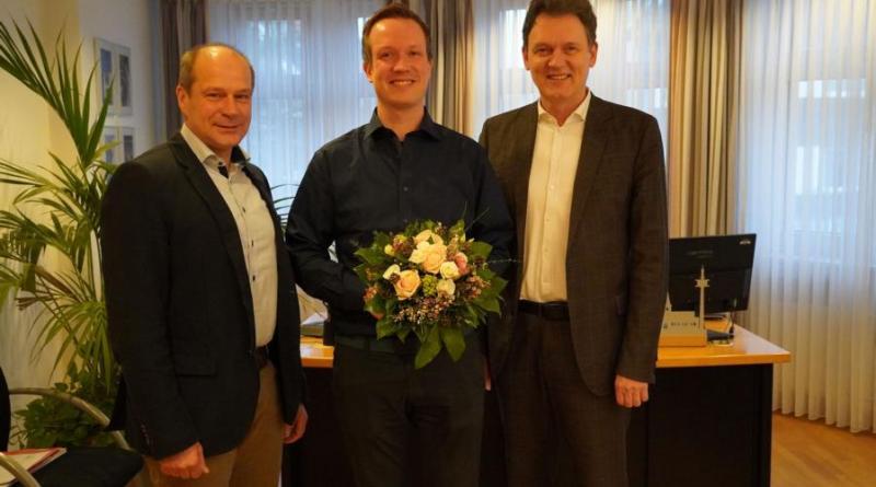 Philipp Bollmann leitet Fachbereich Bauen und Umwelt bei der Stadt Lingen - Foto: Stadt Lingen