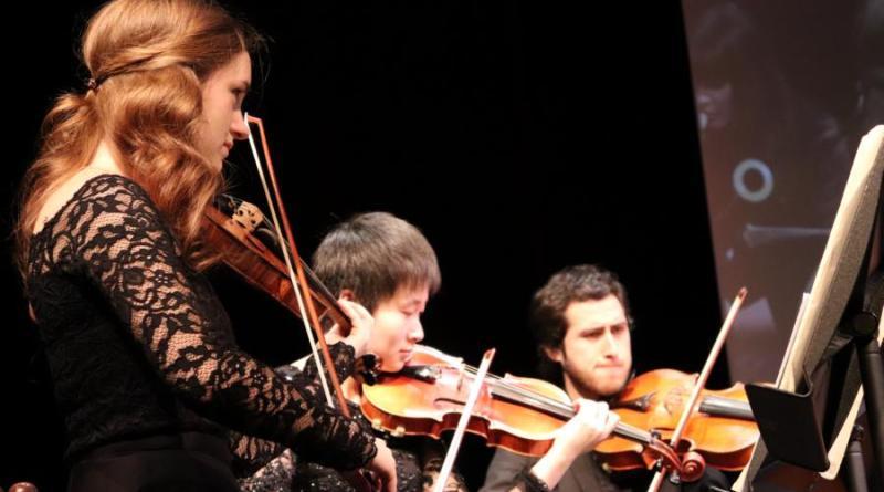 Junge Musiker vereinen Klassik- und Popmusik Festival der Musikhochschule Münster erstmals in Meppen - Foto: Theater Meppen