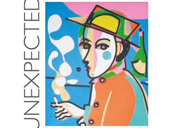 "Marla Glen mit dem Album ""Unexpected"""
