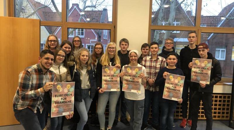 Kinder- und Jugendparlament lädt zum Stadtteilforum in Bramsche ein - Foto: Stadt Lingen