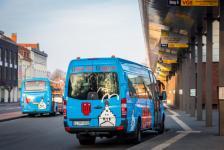 Lingen Helau beim Karnevalsumzug - LiLi-Busse fahren ab ca. 13 Uhr kostenfrei in die Innenstadt. Foto: Stadt Lingen