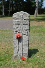 75 Jahre Kriegsende - Gedenkveranstaltung am 05. April auf der Kriegsgräberstätte Dalum - Foto: Gemeinde Geeste