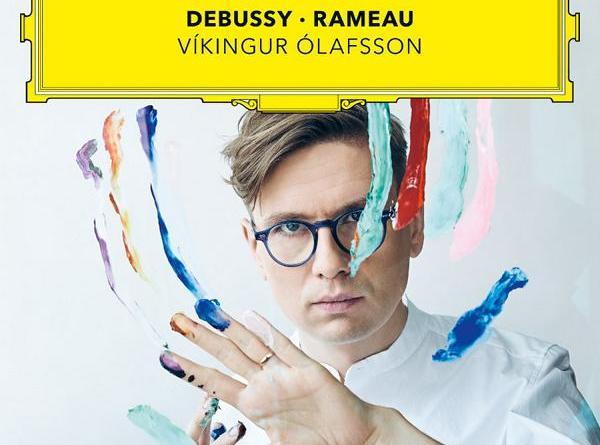 """Víkingur Ólafsson - das neue Album """"Debussy · Rameau"""" erscheint am 27.03."""