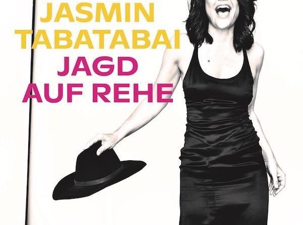 """JASMIN TABATABAI Neues Album """"Jagd auf Rehe"""" erscheint am 22.05.2020"""