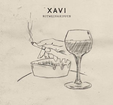 """XAVI veröffentlicht mit """"Rotwein&Kippen"""" ersten Song aus seiner kommenden EP"""