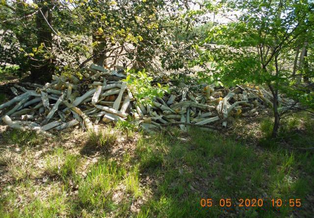 Im Groß Fullener Moor wurden mehrere Tonnen illegal entsorgter Müll gefunden. Unter anderem wurden dort Bauschutt, Abdeckplanen, Drainagerohre und Kanister entsorgt. Der Baubetriebshof der Stadt Meppen kümmert sich nun um die Entfernung und Entsorgung des Mülls. Foto: Stadt Meppen