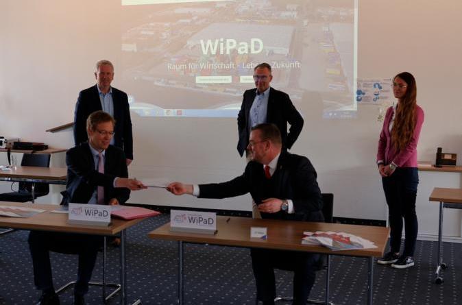 Papenburg und Dörpen als gemeinsame Wirtschaftsregion