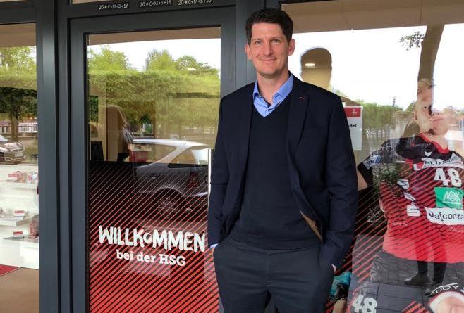 Daniel Kubes wird neuer Trainer bei der HSG Nordhorn-Lingen - Foto: HSG Nordhorn-Lingen