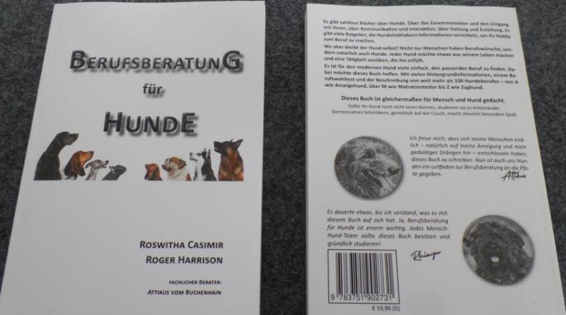 """Berufsberatung für Hunde"" -"