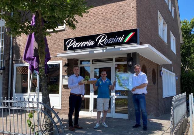 Italienische Pizzeria Rossini in Lingen-Bramsche neu eröffnet - Foto: Stadt Lingen
