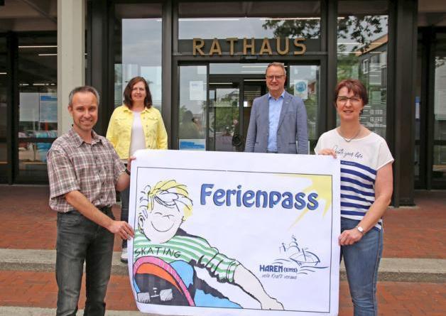 Harener Ferienpass geht am 22. Juni online - Buntes Angebot – keine Zahltage im Rathaus - Foto: Stadt Haren