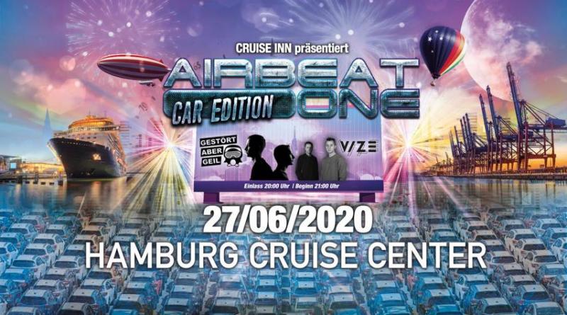 AIRBEAT ONE Festival lässt es mit Brennan Heart und Creek im Cruise-Inn Hamburg krachen