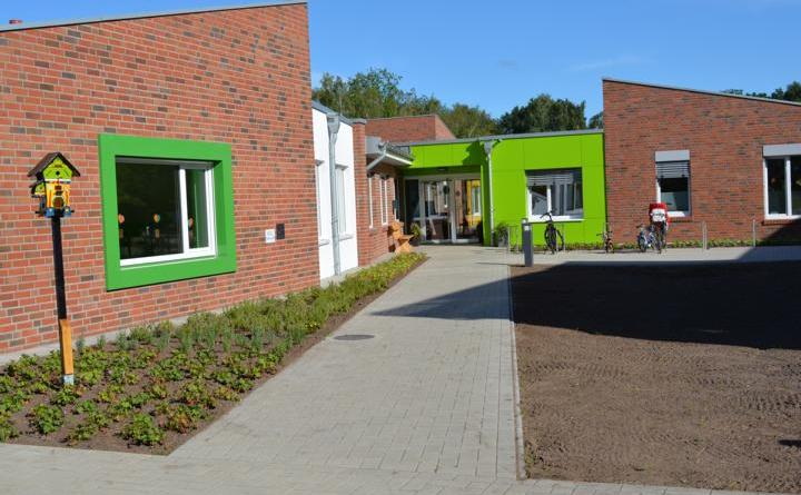 """KiTa """"Bunte Vielfalt"""" – der Name ist Programm - Foto: Gemeinde Geeste"""