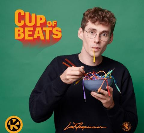 "LOST FREQUENCIES' ""CUP OF BEATS EP"" inkl. Hitsingle ""DON'T LEAVE ME"""