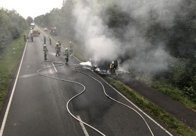 Einsätze der Feuerwehr Esterwegen am Wochenende - Foto:Torsten Stindt
