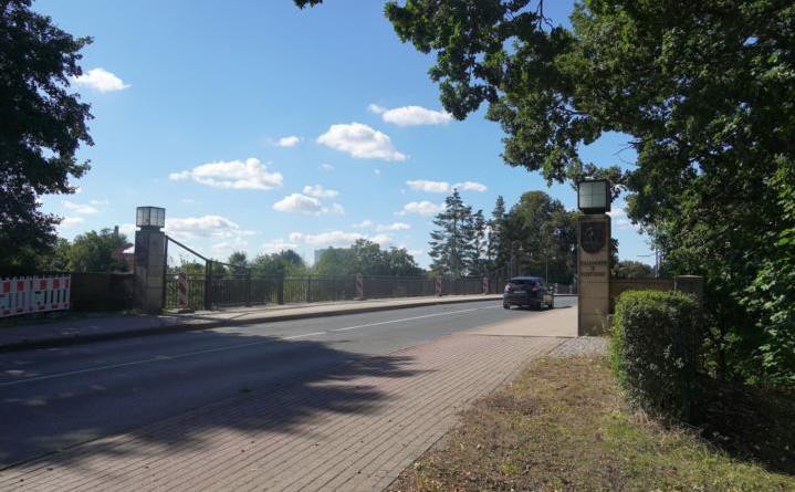Neubau der Emsbrücke in Schepsdorf - Vorbereitende Arbeiten ab dem 7. September – Vollsperrung ab dem 12. Oktober - Foto: Stadt Lingen
