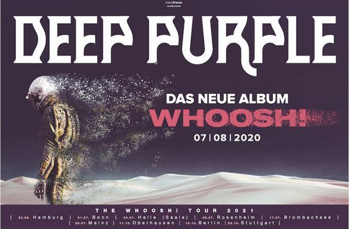 """DEEP PURPLE veröffentlichen Video zu """"Nothing At All"""""""
