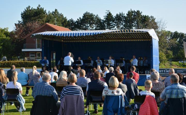 Großes Finale des Geester Musiksommers mit dem Musikverein Dalum - Foto: Gemeinde Geeste