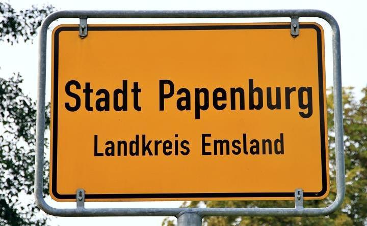Ortsschild Papenburg - Foto: NordNews.de