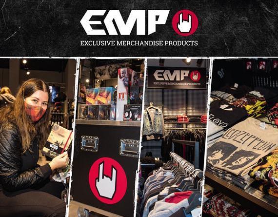EMP eröffnet Flagship-Store in Lingen! - Foto: EMP