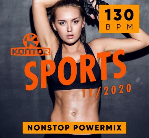 KONTOR SPORTS - NONSTOP POWERMIX