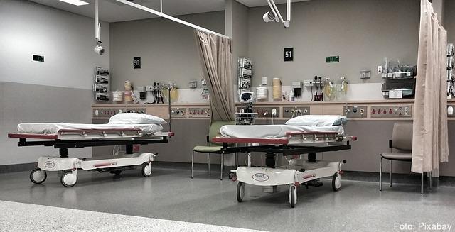 Krankenhaus - Intensiv - Foto: Pixabay