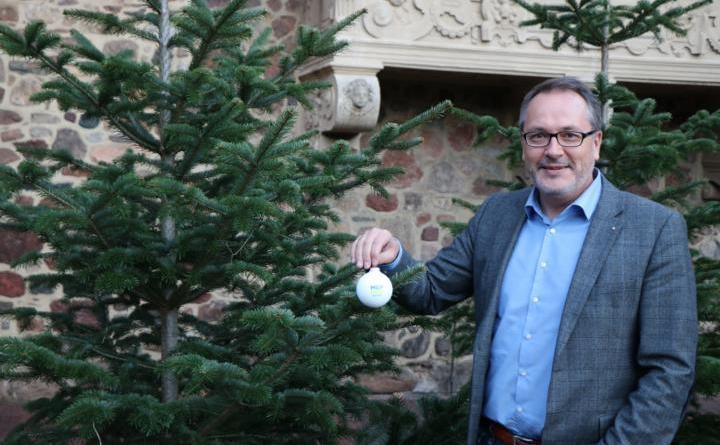 Schmückt unsere Weihnachtsbäume! - Foto: Stadt meppen