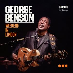 George Benson - Weekend in London - Jazz der Spitzenklasse